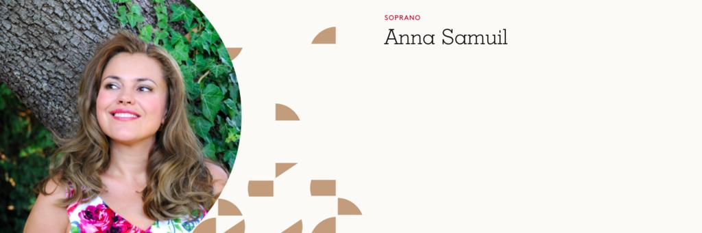 Anna Samuil, Soprano