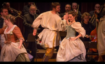Monteverdi's OrfeoPaul O'Dette & Stephen Stubbs, Musical DirectorsGilbert Blin, Stage DirectorAnna Watkins, Costume DesignerMelinda Sullivan, ChoreographerLe...