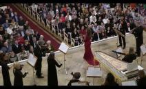 Soprano and coloratura mezzo-soprano Julia Lezhneva + baroque music chamber ensemble Concerto Köln.