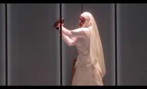 """Fransisa Pulenka opera """"Karmelīšu dialogi""""Dialogues des Carmélites - opera by Francis PoulencLatvijas Nacionālās operas iestudējums. Pirmizrāde 2019. gada 24..."""