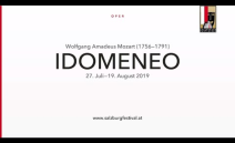 Idomeneo 2019: Peter Sellars about his staging at the Salzburg Festival 2019