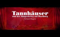 Tannhäuser and the Singers' War on Wartburg // DNT Weimar