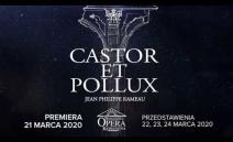 """Twórcy obsypanej nagrodami """"Armide"""" wracają do Warszawskiej Opery Kameralnej! PREMIERA """"Castor et Pollux"""" już 21 marca 2020!"""