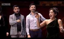 """Wir verabschieden dieses herausfordernde Jahr mit einem Klassiker. Das Opernstudio der Bayerischen Staatsoper singt """"Im Feuerstrom der Reben"""" aus Johann Stra..."""