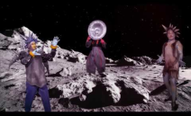 Frau Luna / Auf dem Mond / Staatstheater Darmstadt