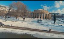 Fliegend durchs Stuttgarter Opernhaus: Erleben Sie das beeindruckende Baudenkmal von 1912 und die Heimat der @Staatsoper Stuttgart  und @Das Stuttgarter Ball...