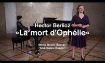 »La mort d'Ophélie« von Hector Berlioz