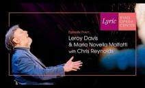 Master Classes with Sir Andrew Davis: Episode 4 (Leroy Davis & Maria Novella Malfatti)