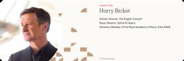 Harry Bicket