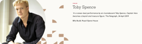 Toby Spence