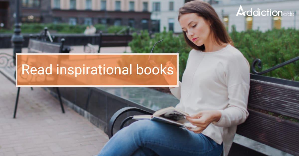 read inspirational books