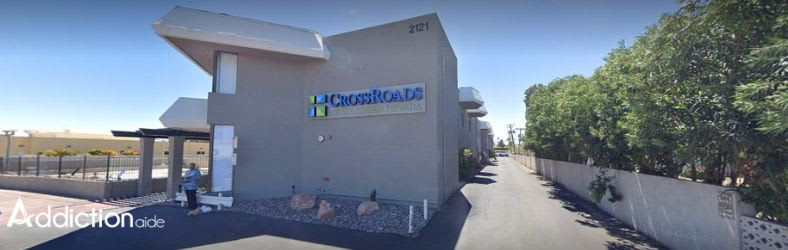 Crossroads of Southern Nevada