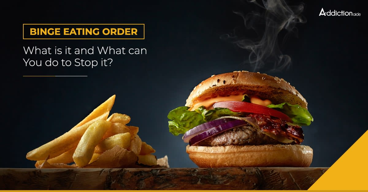 Binge Eating Disorder – What Is It and What Can You Do to Stop It?