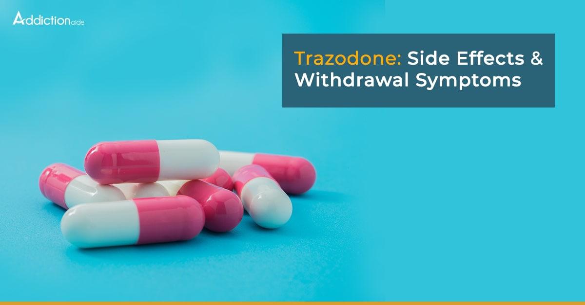 Trazodone Side Effects