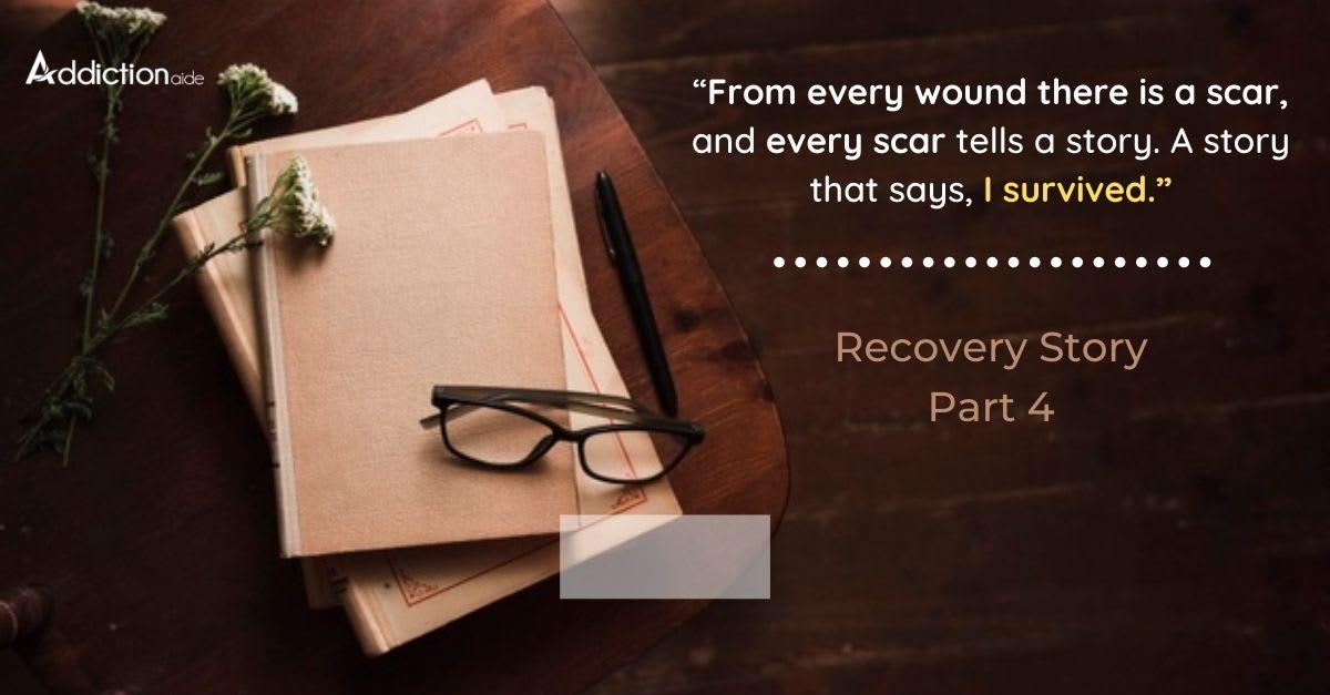 Recovery Story – Lynne Huysamen (Part 4)