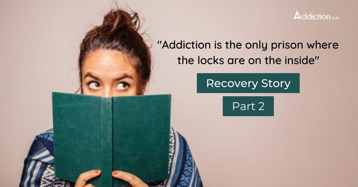 Recovery Story – Lynne Huysamen (Part 2)