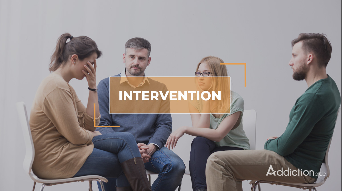 Intervention in recovery