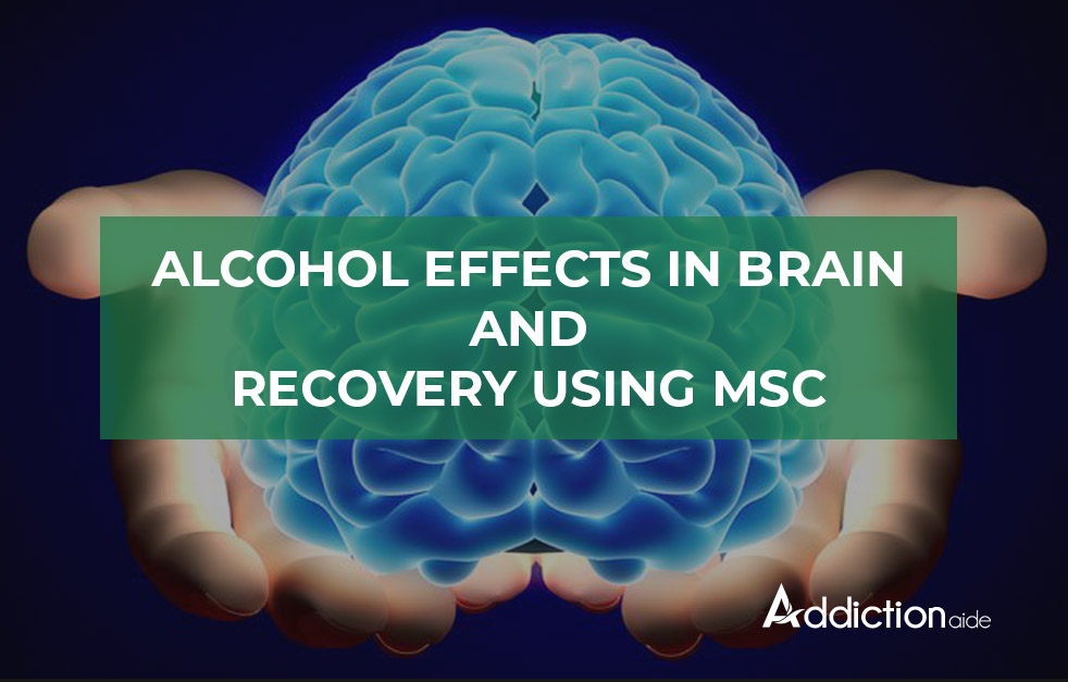 recovery using MSC