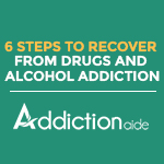6steps to recover from drugs and alcohol addiction