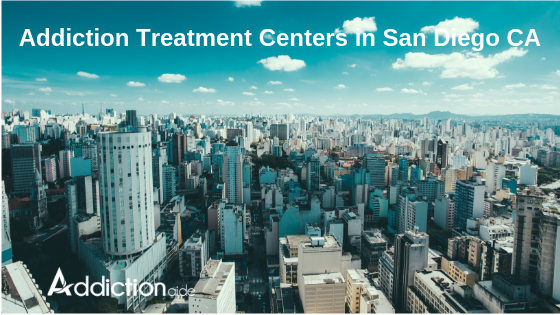 Addiction Treatment Centers in San Diego CA