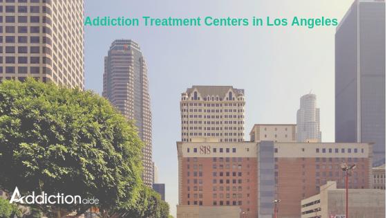 Addiction Treatment Centers in LA