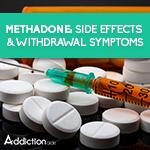 Methadone side effects withdrawal symptoms