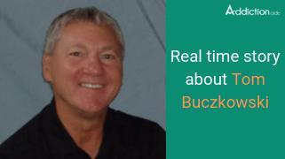 Tom Buczkowski Recovery story