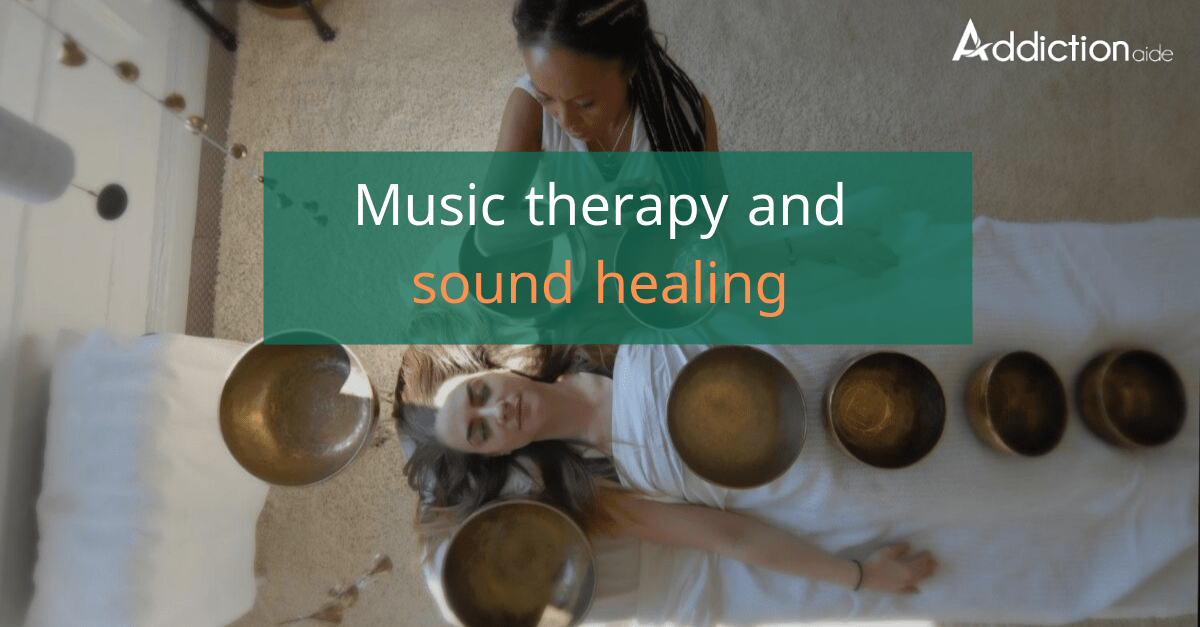 Music therapy and sound healing