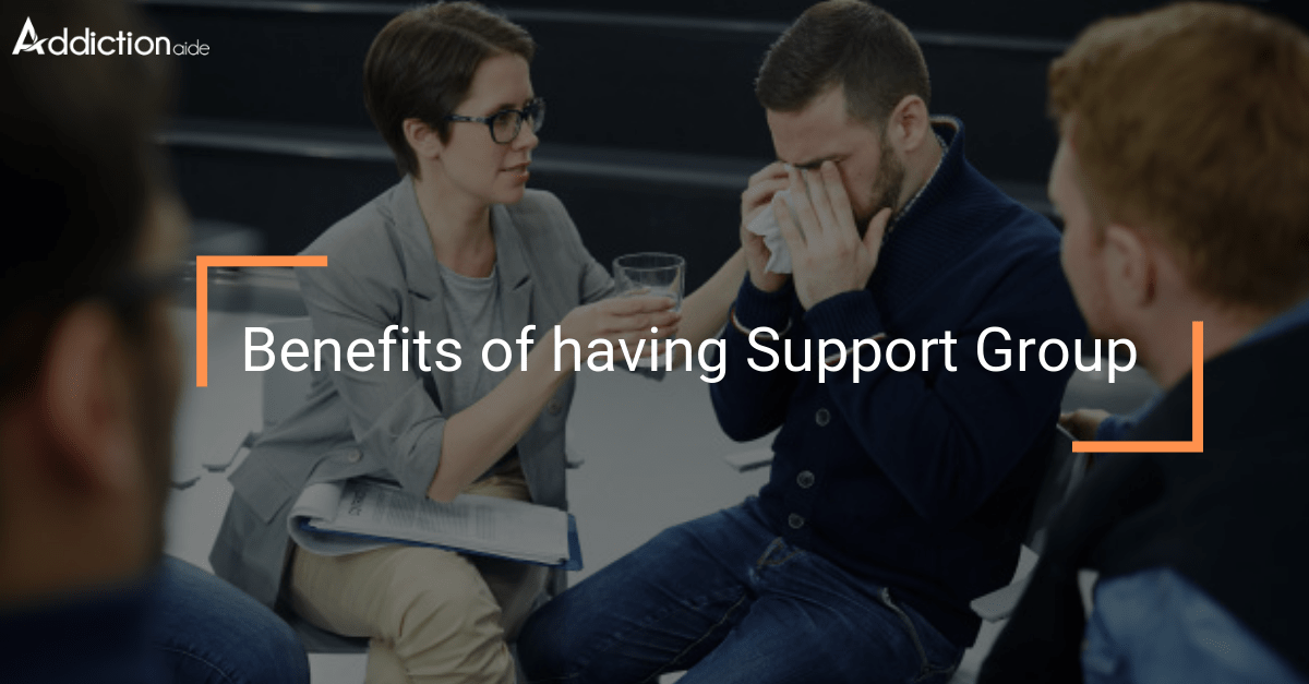 The Benefits of Having a Support Group