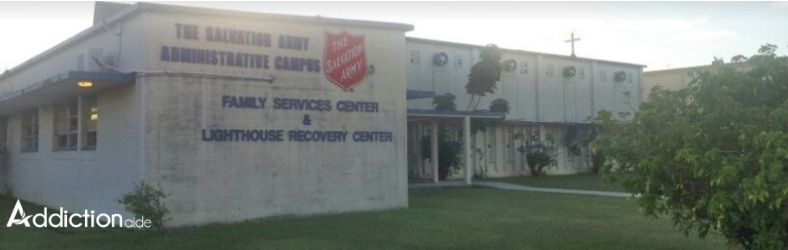 Salvation Army Lighthouse Recovery Center