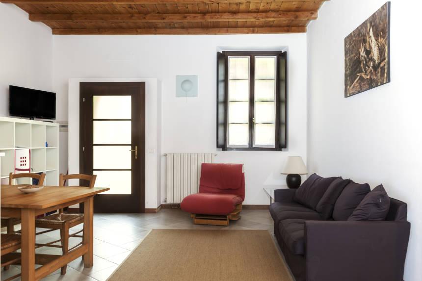 appartamento picchio rosso