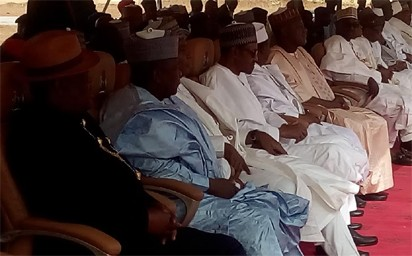 Buhari, governors, others offer special prayers for late Shagari