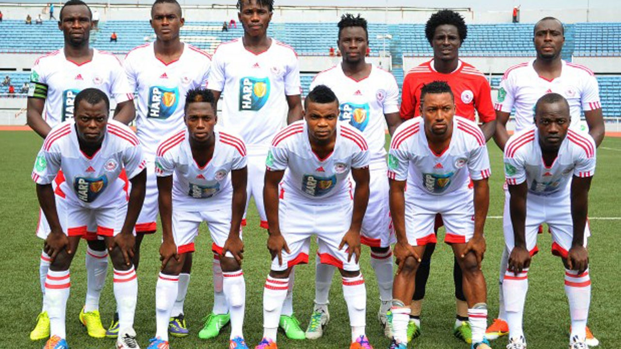 Enugu Rangers resume camping today, plan early trip to Maseru