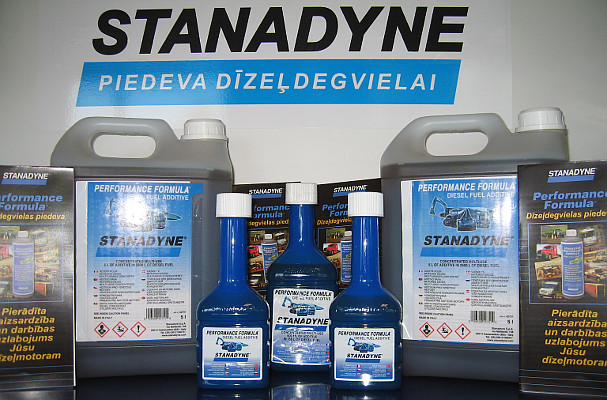 VDR Centrs lv - Fuel Additives