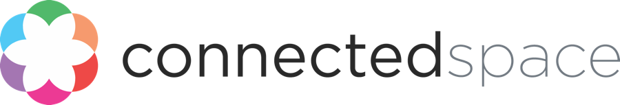 Connected Space Footer Logo