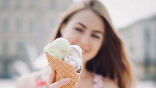 Manfaat Es Krim untuk Kesehatan