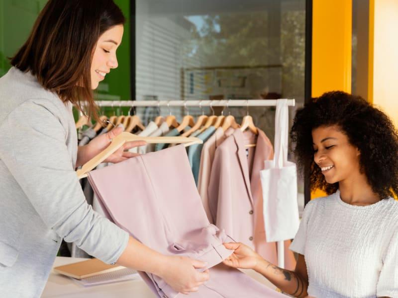 Imagem de destaque do post O que é personal shopper? Saiba mais sobre a profissão