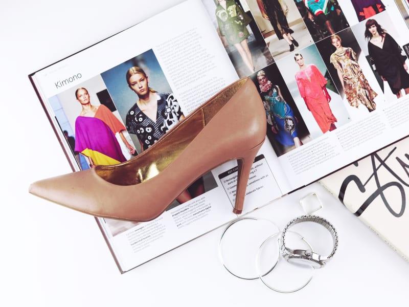 Imagem de destaque do post Quer trabalhar com moda? Saiba por onde começar