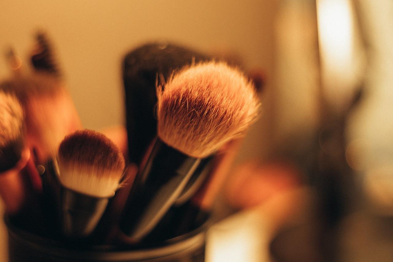 pinceis de maquiagem para olhos pequenos