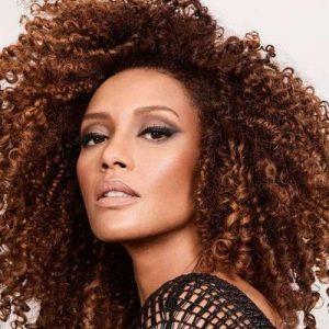 cabelo da atriz Taís Araújo