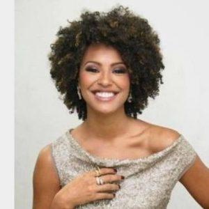 cabelo da atriz Sheron Menezes