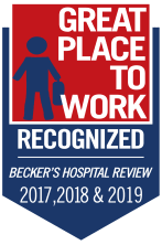 Becker's best place to work
