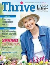 Spring 2018 Thrive