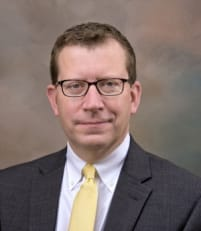 John Green, President & CEO of Iredell Health System