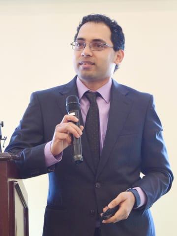 Cleveland Clinic Cardiologist Navneet Kumar, MD