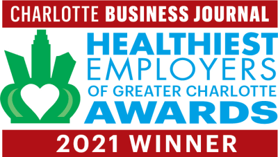 IHS wins Charlotte Business Journal 2021 Healthiest Employers of Greater Charlotte Award