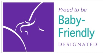 Baby Friendly Designated