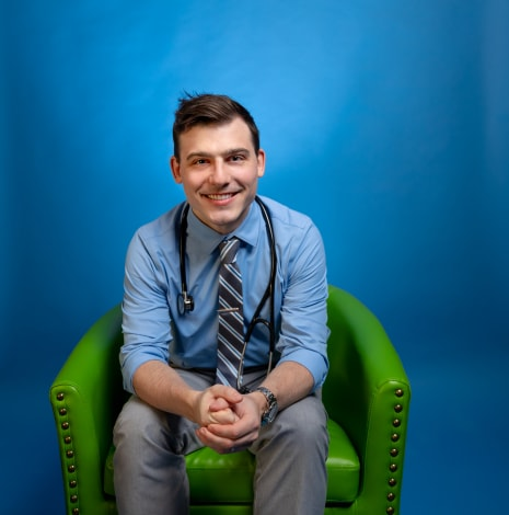 Dan Drake, MD // Scheurer Primary Care - Bad Axe