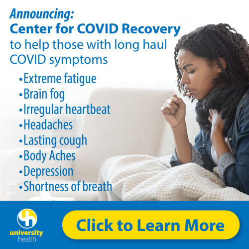 Center for COVID Recovery