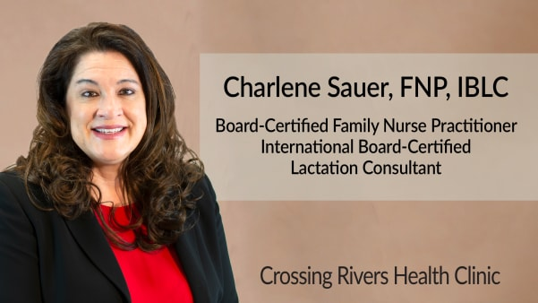 Charlene Sauer Family Nurse Practitioner at Crossing Rivers Health Clinic in Prairie du Chien